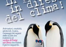 Cuggiono 29 novembre: in piazza in difesa del clima