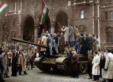 BUDAPEST autunno '56