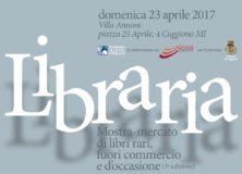 LIBRARIA Mostra mercato di libri rari, fuori commercio e d'occasione. 3a edizione