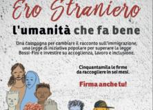 ERO STRANIERO – L'UMANITA' CHE FA BENE