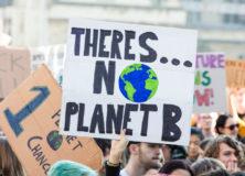 I cambiamenti climatici, i giovani, la scuola.