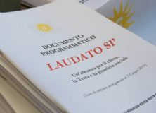 Una alleanza per il clima la terra e la giustizia sociale. Documento programmatico dell'associazione Laudato sì.