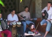 Enrico Gerli and the folk friends